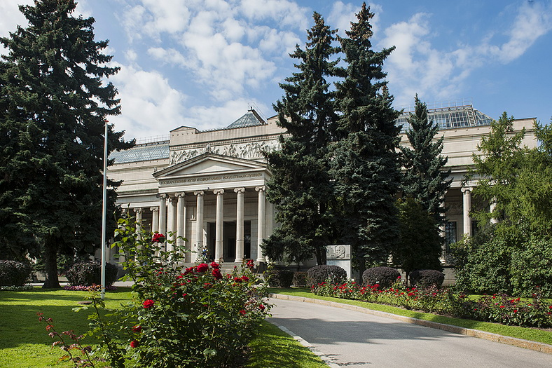 : The Pushkin State Museum of Fine Arts | Moscow CityPass card, Фото 1