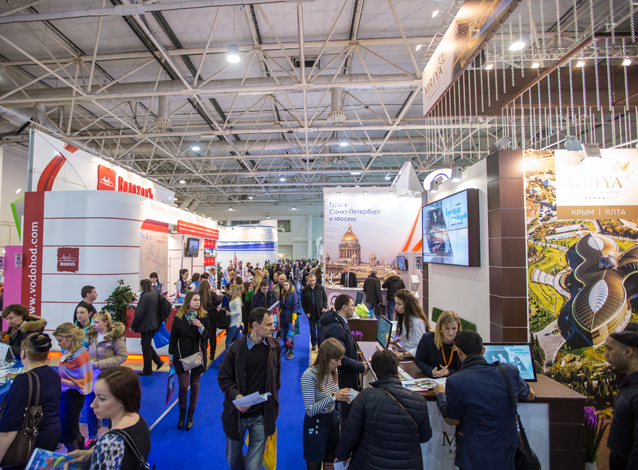 : The stand of the Russia CityPass аt the MITT-2017 was visited by over 3000 people, Фото 3