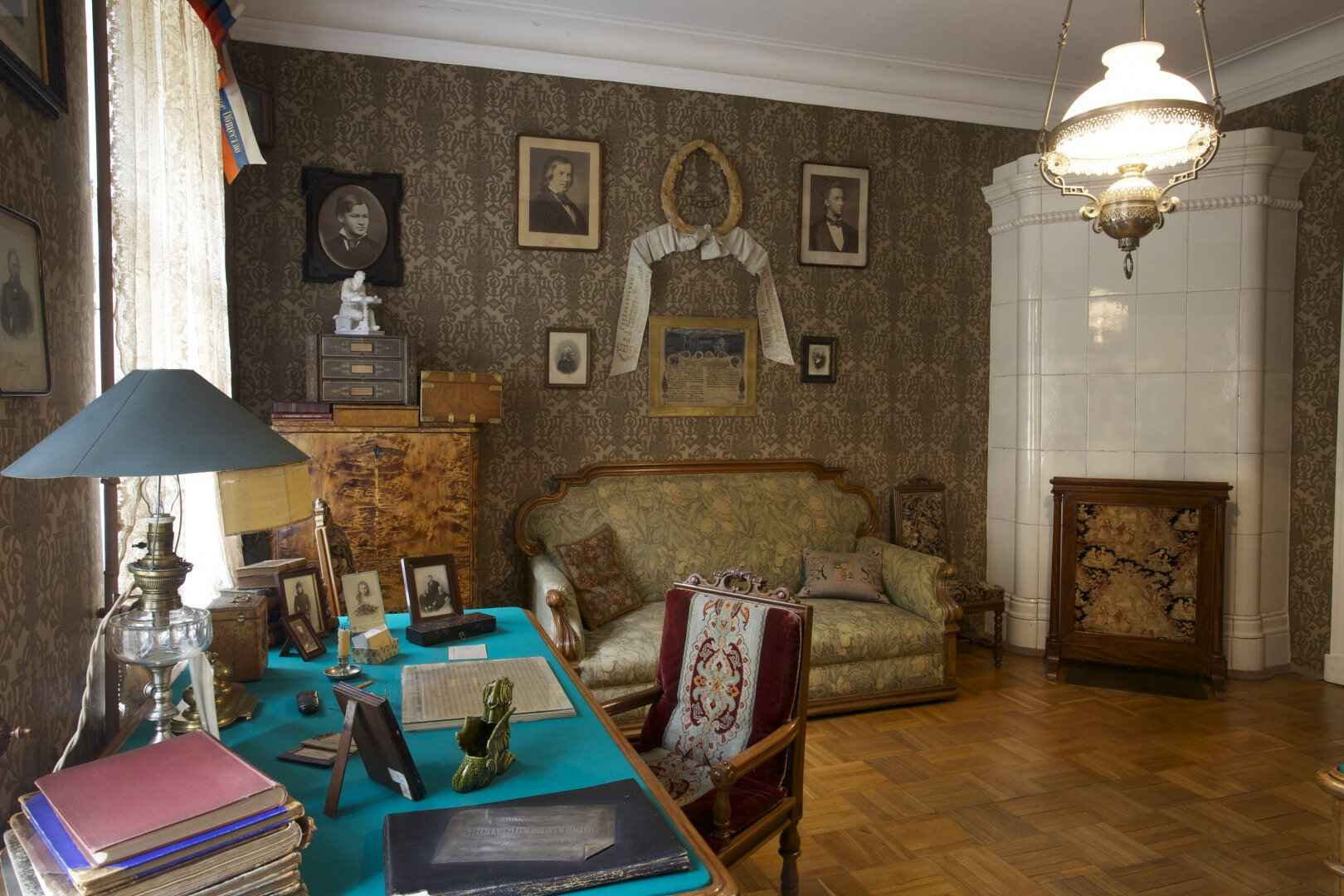 : Coupon to visit the Museum-apartment of N.. Rimsky-Korsakov - Russia CityPass, Фото 1