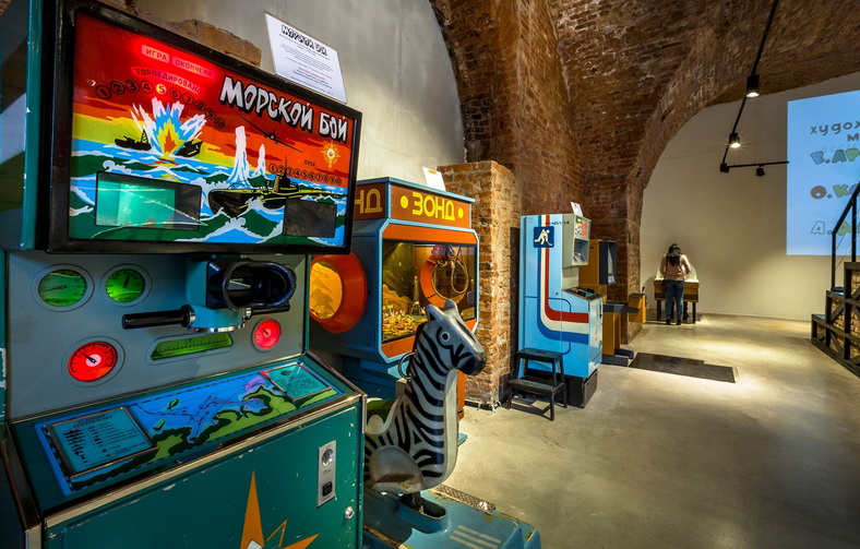 : The Museum of Soviet arcade games in Moscow. the Moscow City Pass, Фото 3