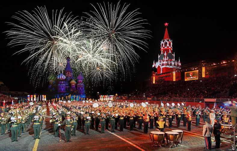 ": Moscow CityPass are submitted on the ""Spasskaya Tower"" festival, Фото 15"
