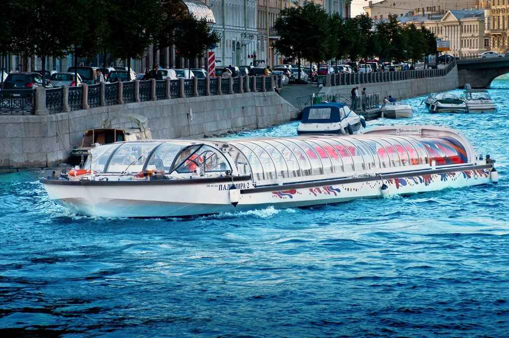 : Sightseeing boat tour of St. Petersburg | Card of St. Petersburg City Pass, Фото 3