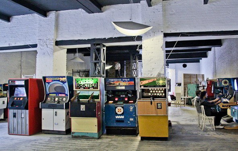 : Start of Moscow CityPass sales in the Museum of Soviet Arcade Machines, Фото 4