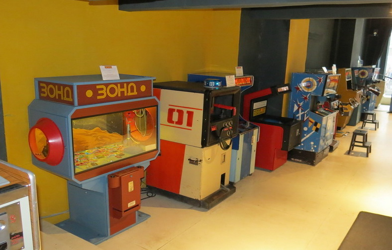 : The Museum of Soviet arcade games in Moscow. the Moscow City Pass, Фото 7