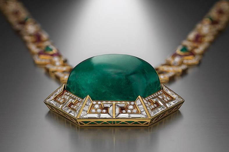 : Moscow Kremlin Museums are hosting a retrospective exhibition of Bulgari creations, Фото 8