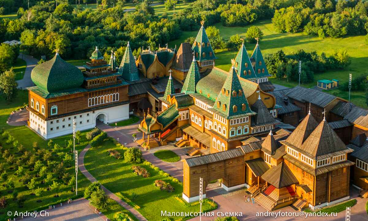 : Palace of the Tsar Alexey Mikhailovich in Kolomenskoye, Фото 10