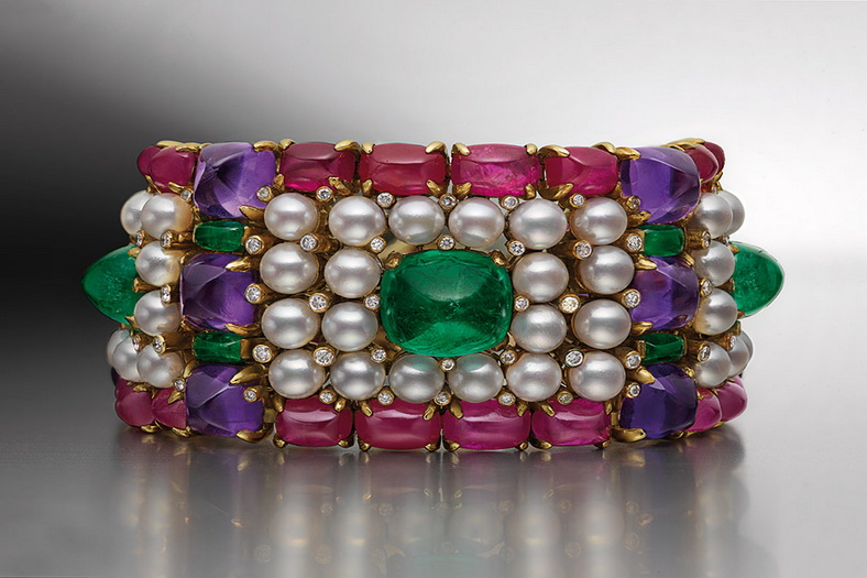 : Moscow Kremlin Museums are hosting a retrospective exhibition of Bulgari creations, Фото 4