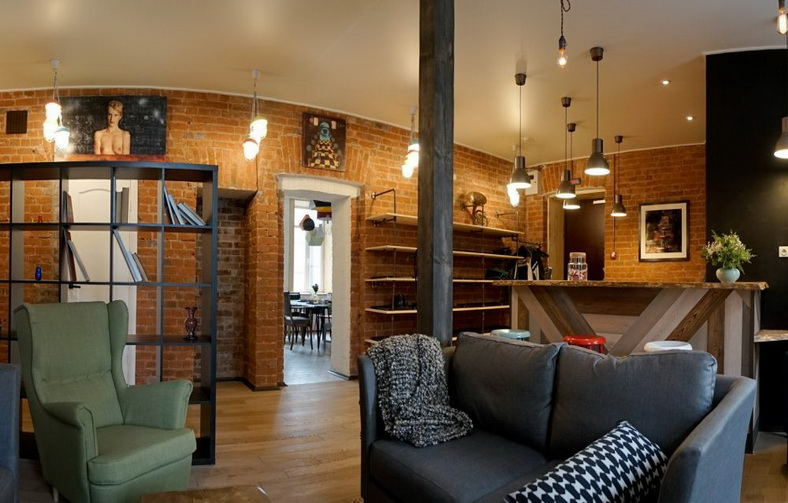 ": Design hostel ""GoodMood"", Фото 4"