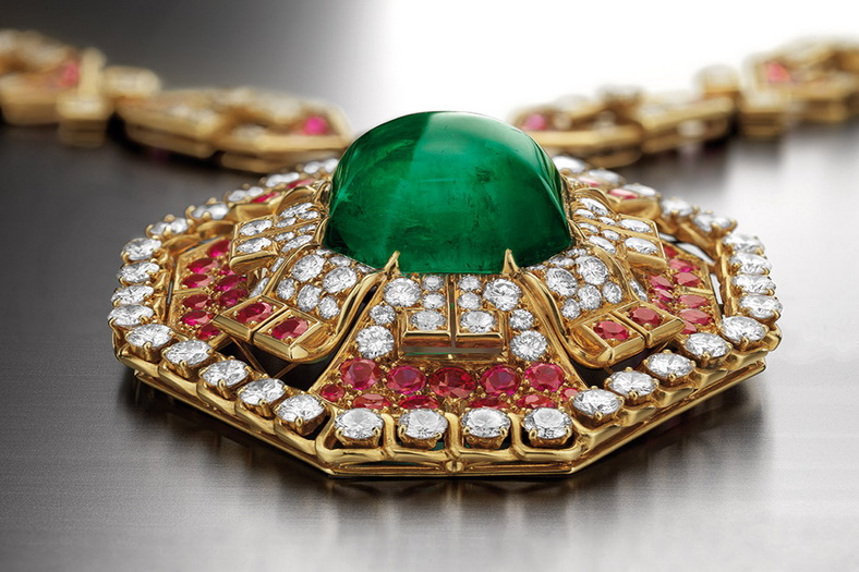 : Moscow Kremlin Museums are hosting a retrospective exhibition of Bulgari creations, Фото 1
