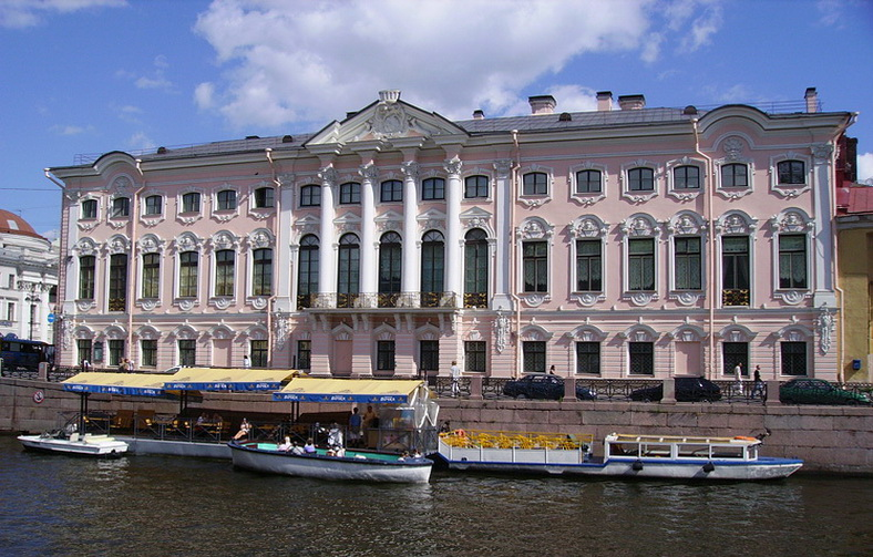 : Stroganov Palace in Saint-Petersburg: opening hours, cost of tickets | Map St. Petersburg City Pass, Фото 7