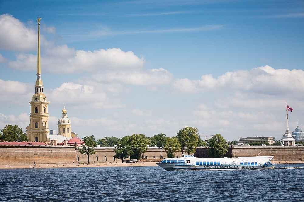 : Meteor to the Peterhof: the schedule | Card to St. Petersburg CityPass, Фото 3