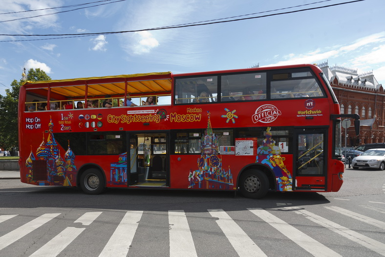 : Bus tour of Moscow | Sightseeing tour on a double-Decker bus | Moscow CityPass card, Фото 5