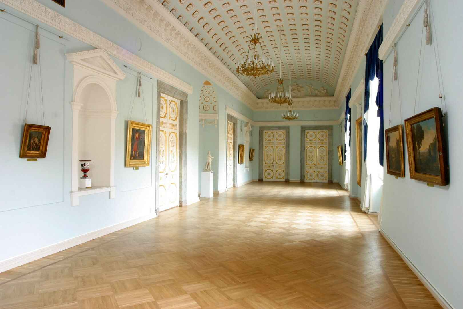 : The coupon on visiting of the Mikhailovsky castle (Russian Museum) - Russia CityPass, Фото 6