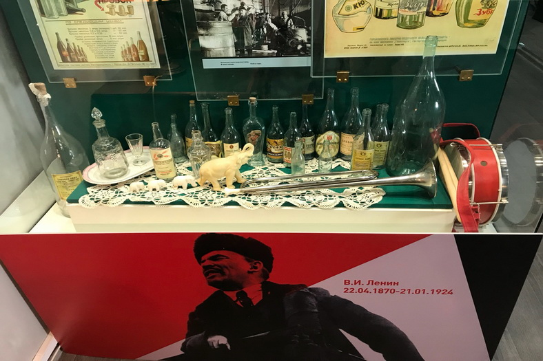 : The vodka history Museum in Moscow, Фото 3