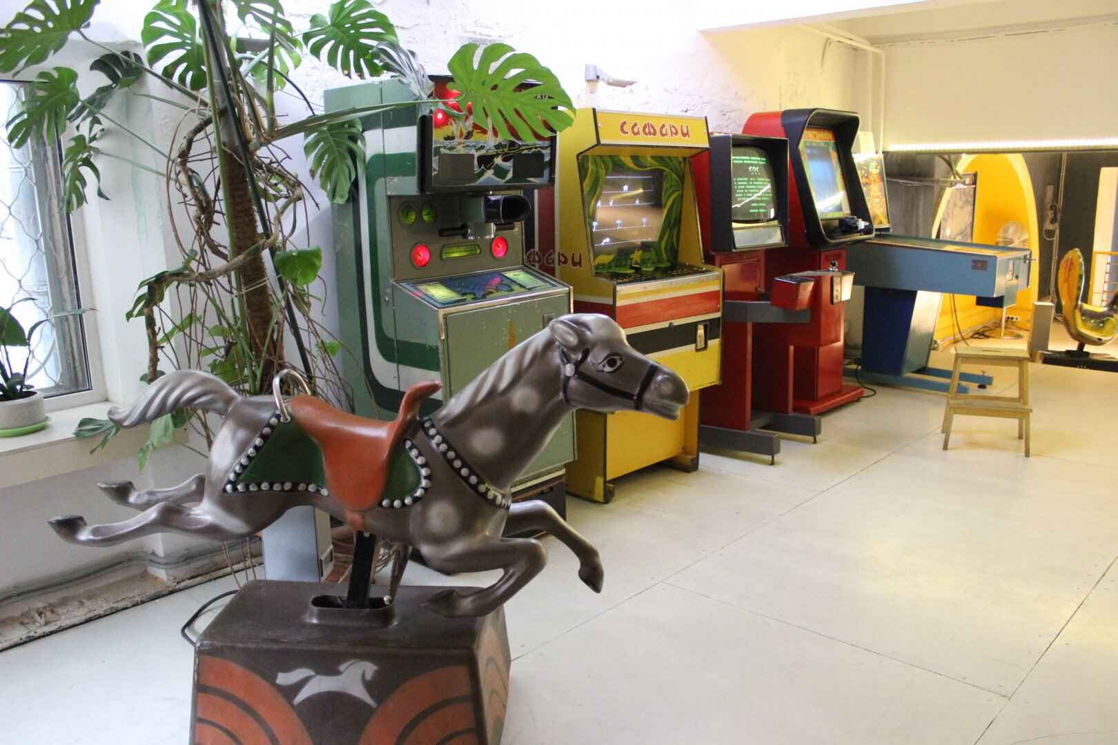 : The Museum of Soviet arcade games in Moscow. the Moscow City Pass, Фото 2