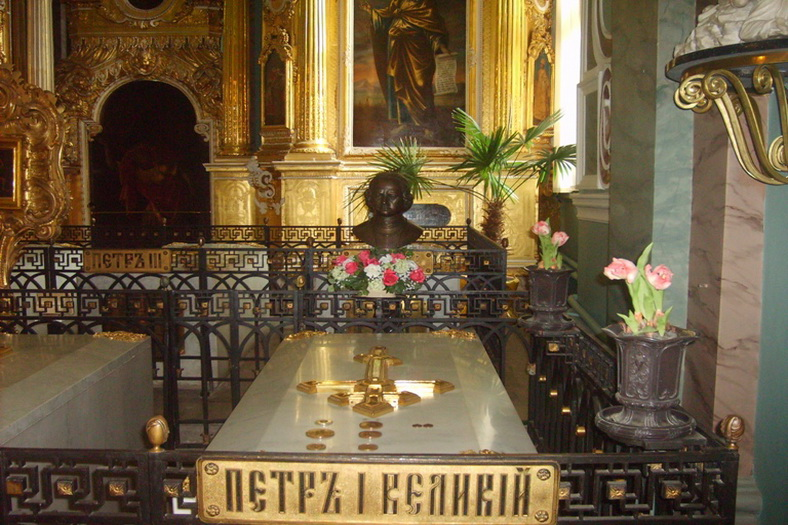: Grand Ducal Burial Chapel (Peter and Paul Fortress), Фото 5