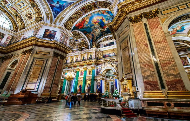: St. Isaac's Cathedral in St. Petersburg: ticketing | Card St. Petersburg City Pass, Фото 4