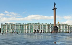 WALKING TOUR WITH ST.PETERSBURG FREE TOUR