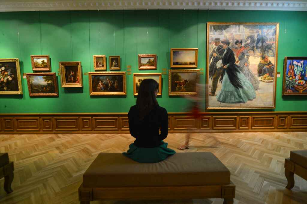 : Tretyakov gallery tickets online | Visit of the Tretyakov gallery in Lavrushinsky lane | Map the Moscow City Pass, Фото 2