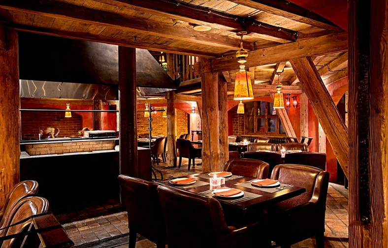 : «Bochka» Meat Restaurant, Фото 4