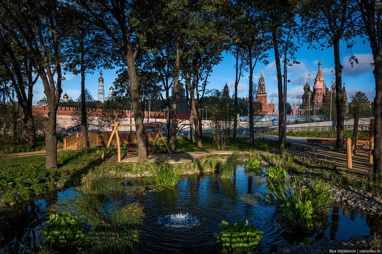 : Zaryadye Park - on List of World's Greatest Places, Фото 3
