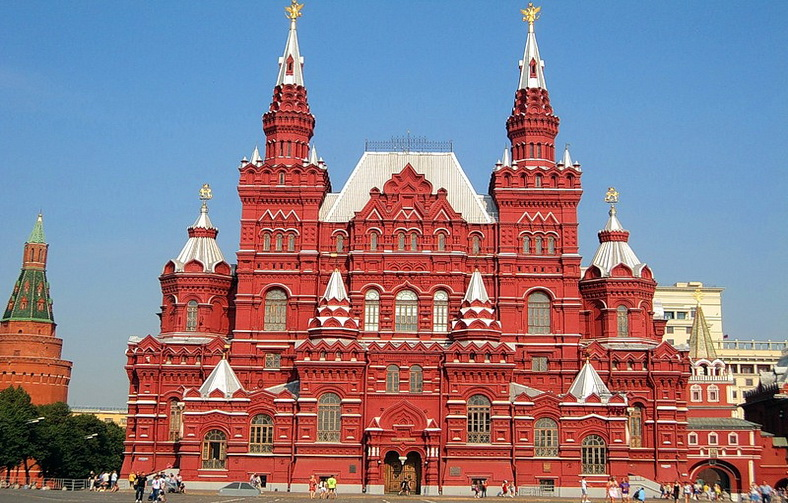 : The Historical Museum opened its front door on the Red Square, Фото 1