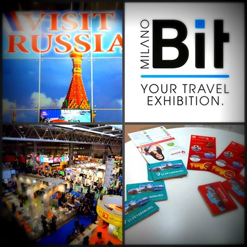 : The Russia CityPass company has shown to the World the union tourist card on BIT-2017 in Milano, Фото 1