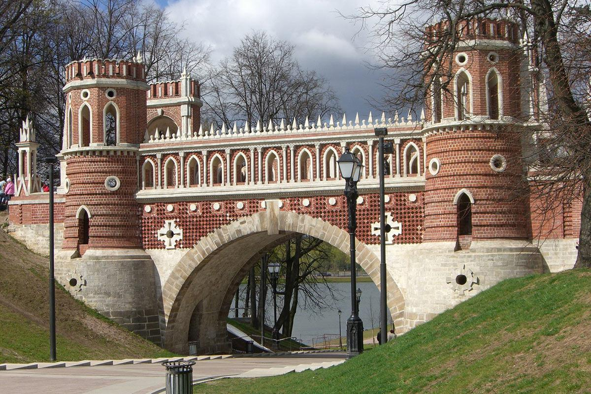 : Tsaritsyno Museum-Reserve with Moscow CityPass, Фото 6