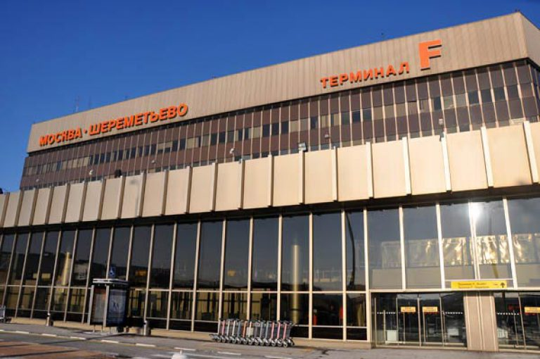 : Sheremetyevo International Airport, Фото 1
