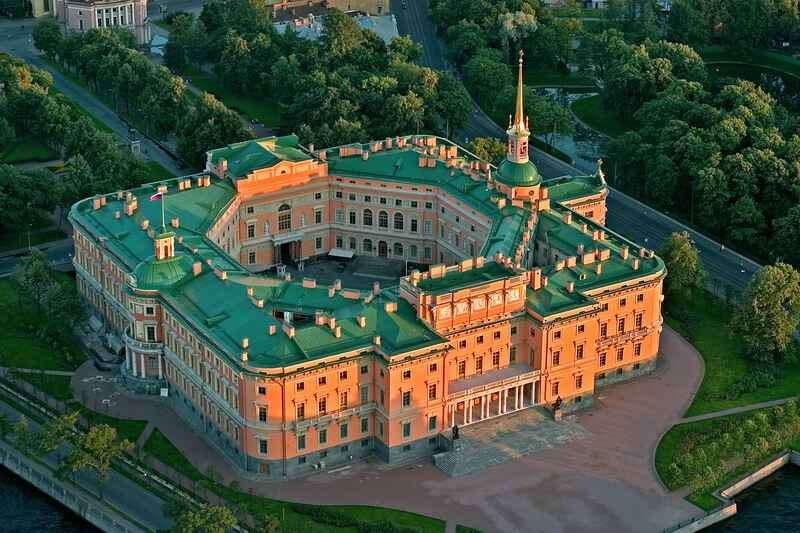 : The coupon on visiting of the Mikhailovsky castle (Russian Museum) - Russia CityPass, Фото 4