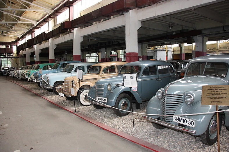 : Moscow Transport Museum, Фото 3