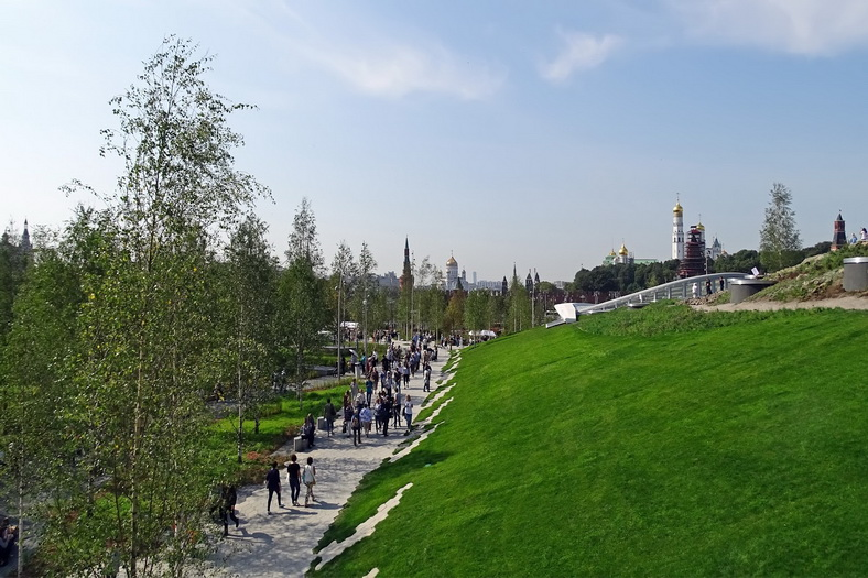 : Zaryadye Park - on List of World's Greatest Places, Фото 12