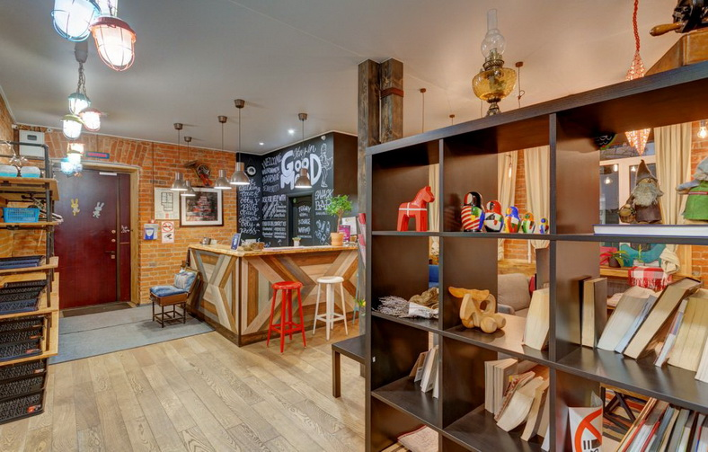 ": Design hostel ""GoodMood"", Фото 2"