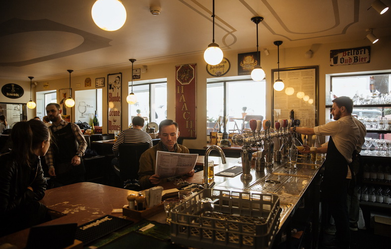 : TRAPPIST Belgian Beer Cafe, Фото 7