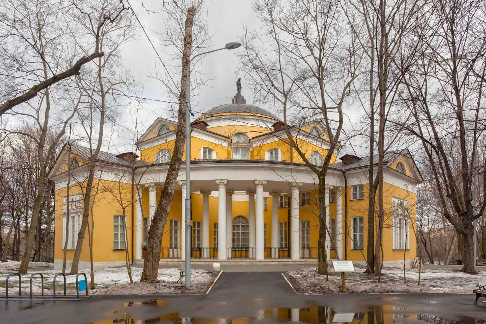 : Lyublino estate Museum.: tour | Map the Moscow City Pass, Фото 1