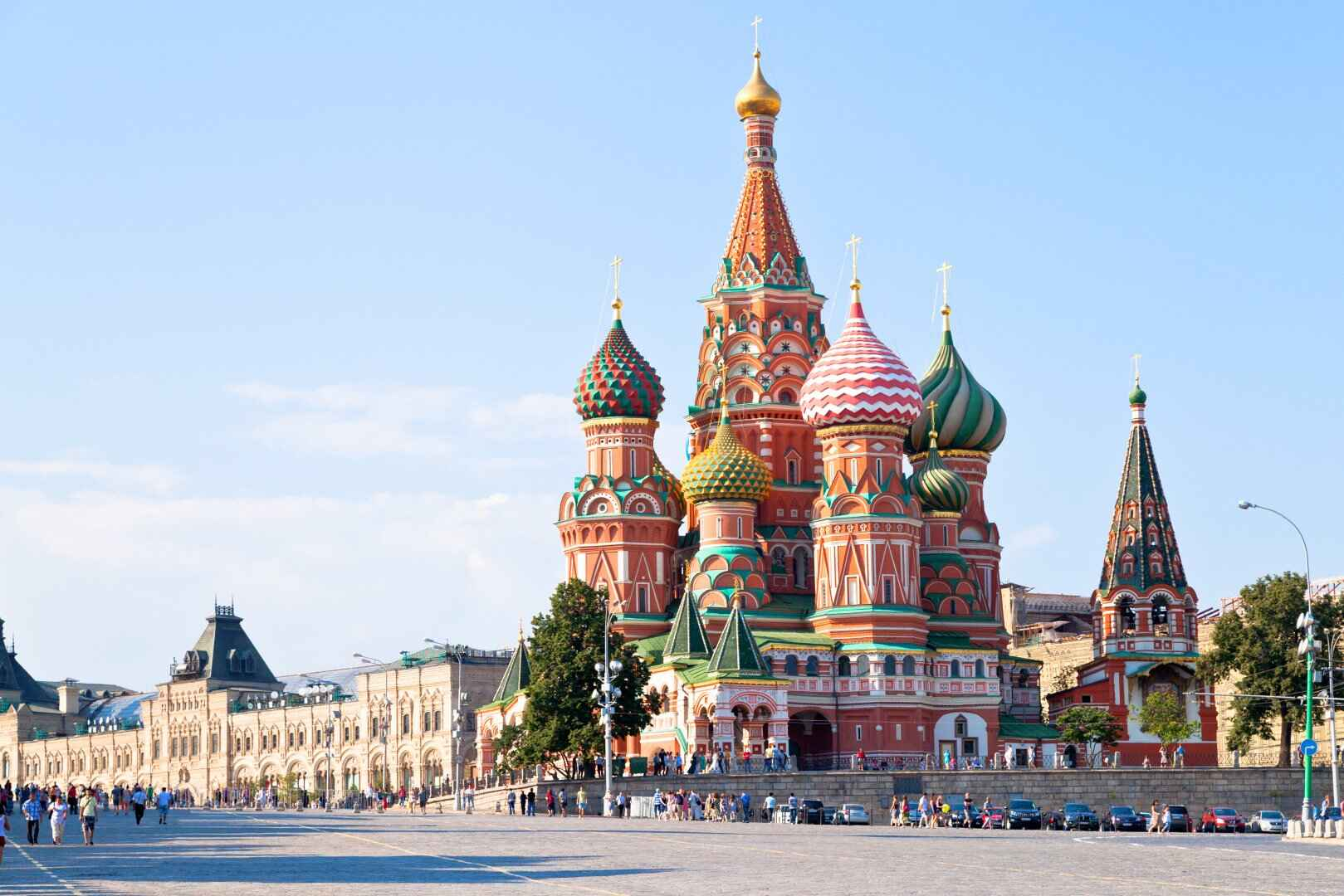 : Red square, visiting | Hiking in Moscow | Visit temple square | Moscow City Pass, Фото 2