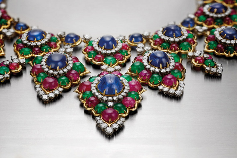 : Moscow Kremlin Museums are hosting a retrospective exhibition of Bulgari creations, Фото 7