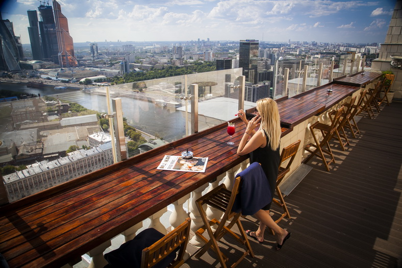 : Observation Deck of the Ukraine Hotel | The Moscow CityPass card, Фото 2