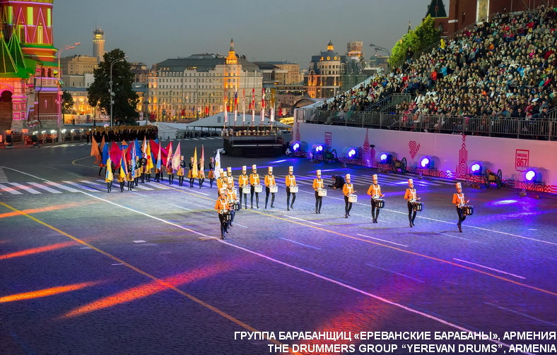": Moscow CityPass are submitted on the ""Spasskaya Tower"" festival, Фото 13"