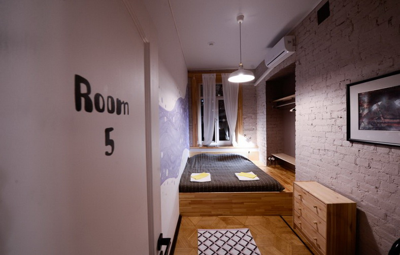 ": Design hostel ""GoodMood"", Фото 9"