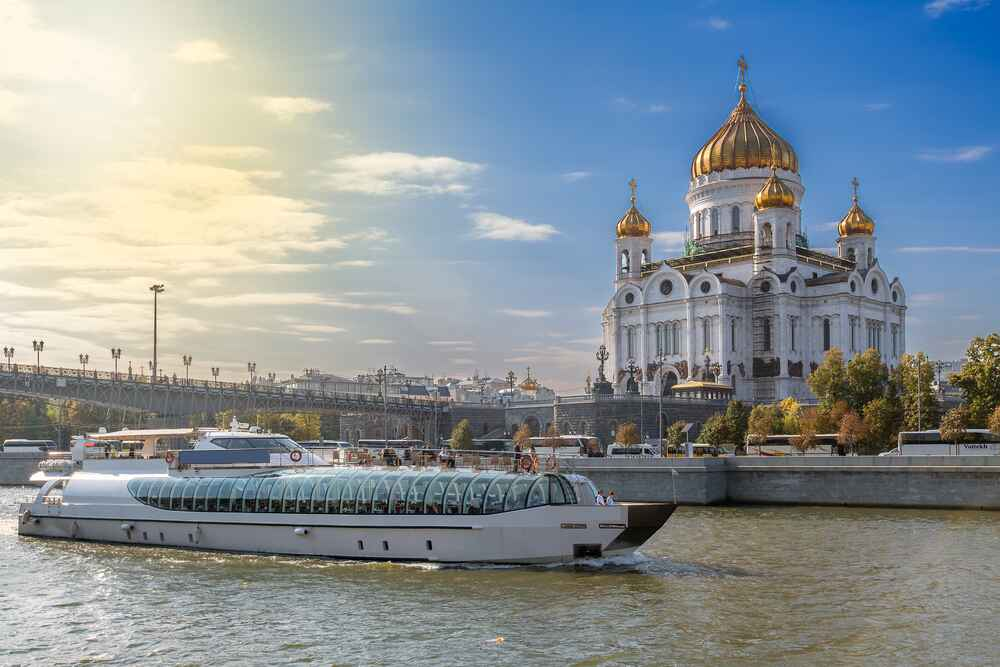 : Moscow walks-recreational boat Radisson | Map the Moscow city pass, Фото 7