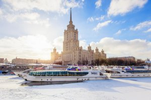 Cruise Along the Moskva River with the Radisson Royal Flotilla