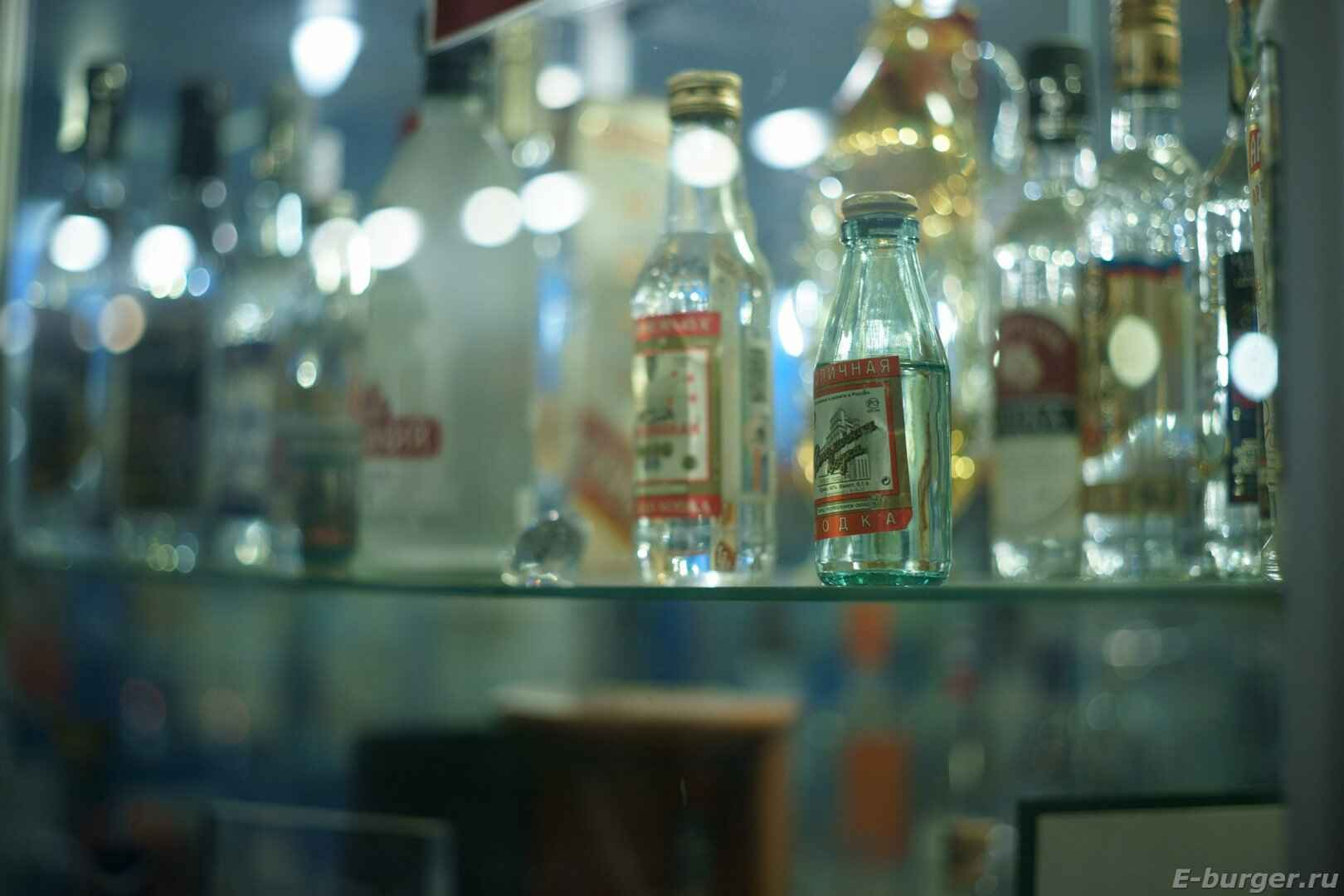: The vodka history Museum in Moscow, Фото 8