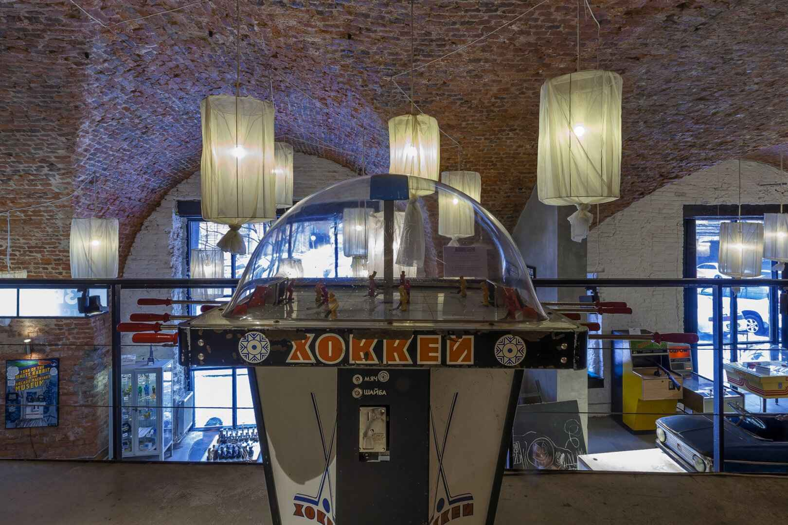 : Museum of Soviet arcade machines in Saint Petersburg. St. Petersburg City Pass, Фото 8