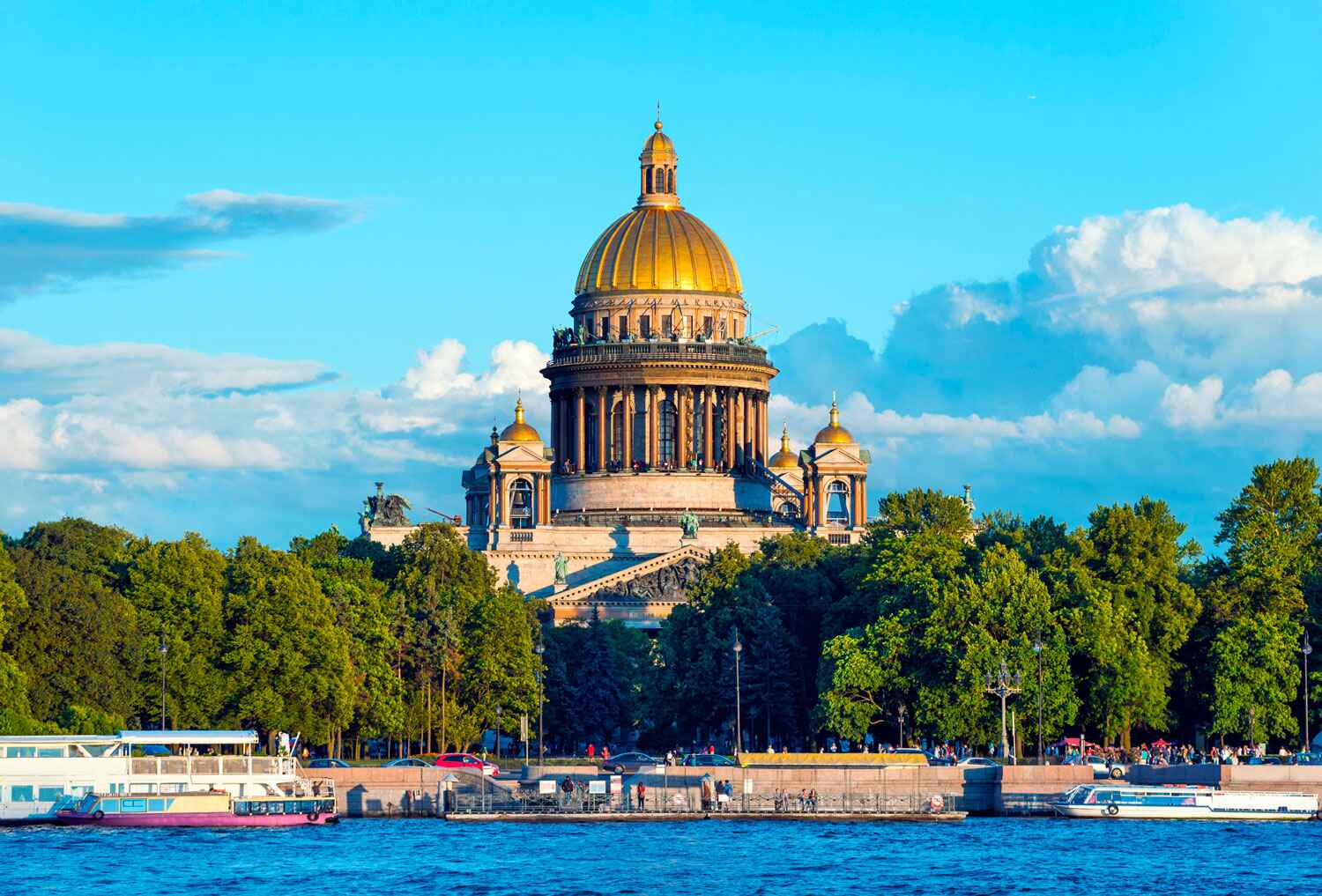 : St. Isaac's Cathedral in St. Petersburg: ticketing | Card St. Petersburg City Pass, Фото 2