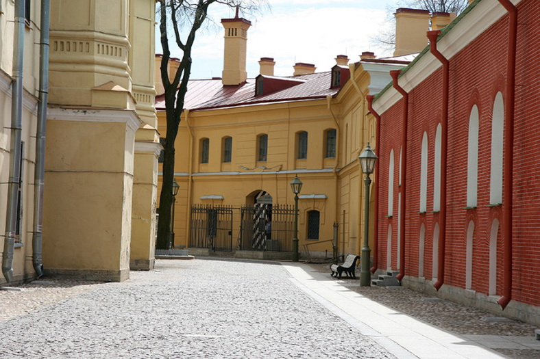: Trubetskoy Bastion Prison (Peter and Paul Fortress), Фото 2