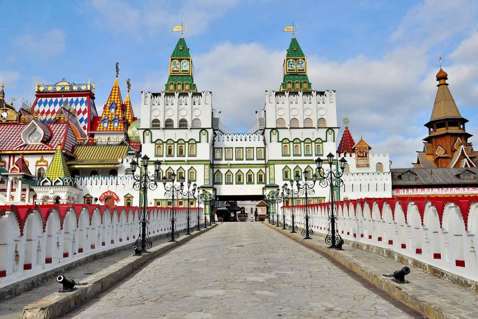 : The Kremlin in Izmailovo | Royal Izmaylovo estate: the price of admission | Map the Moscow City Pass, Фото 7
