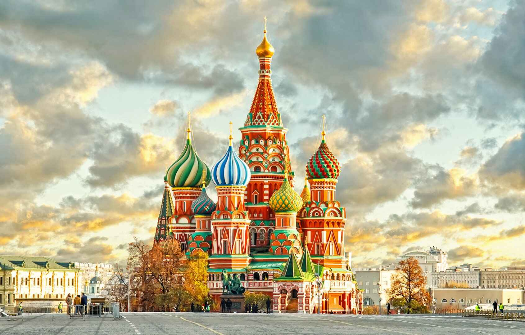 : St. Basil's Cathedral (Pokrovsky Cathedral) | Moscow CityPass card, Фото 1