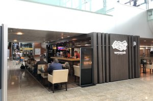 "Cafe-bar ""Urozhay"" (Sheremetyevo airport, terminal D)"