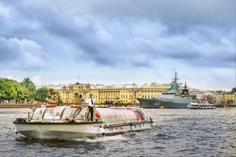 : Sightseeing boat tour of St. Petersburg | Card of St. Petersburg City Pass, Фото 6
